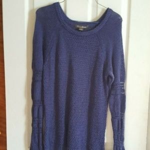 Tommy Bahama Blue Sweater  Sz L